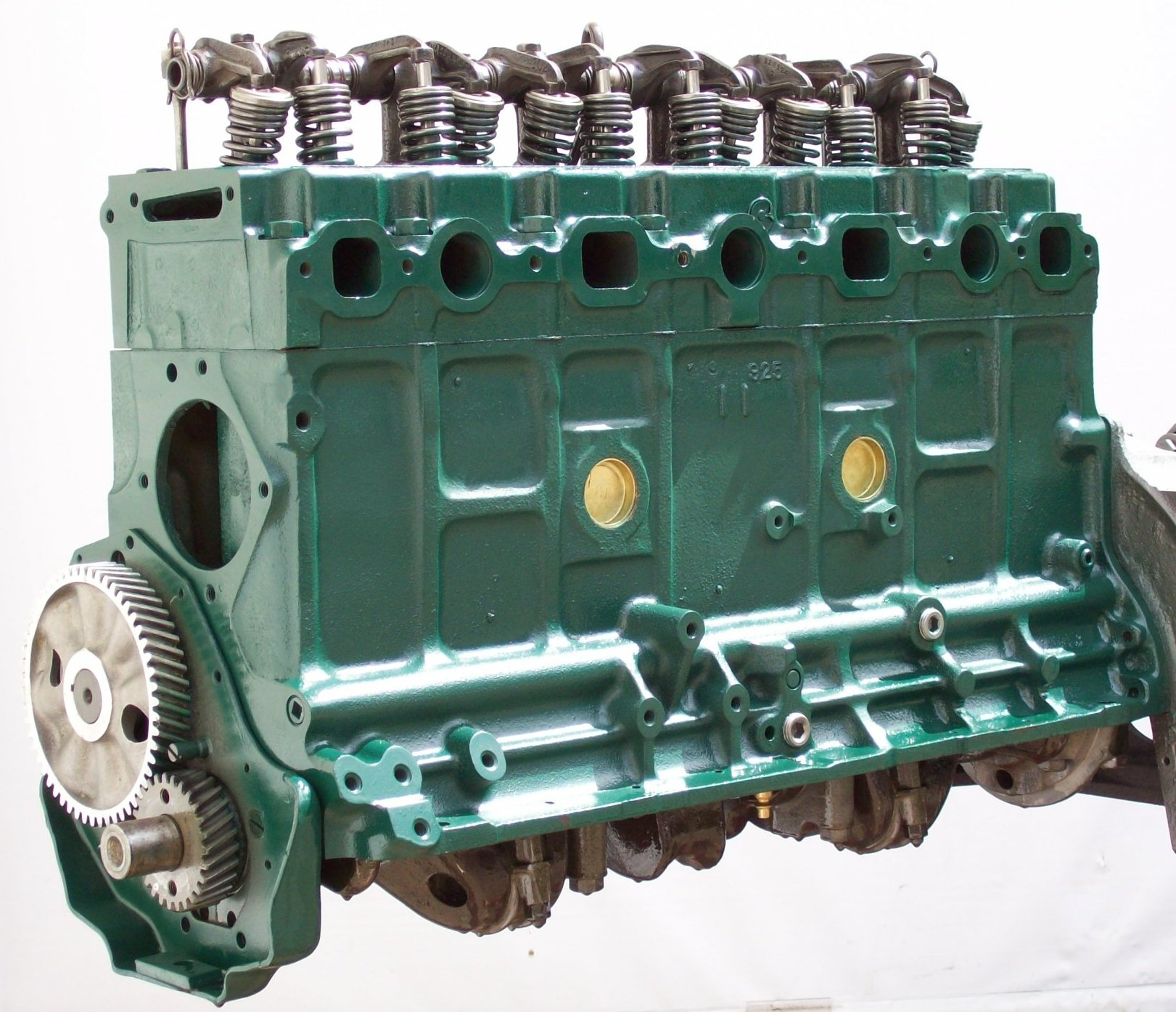 Chevrolet 6 Cylinder Remanufactured Engines