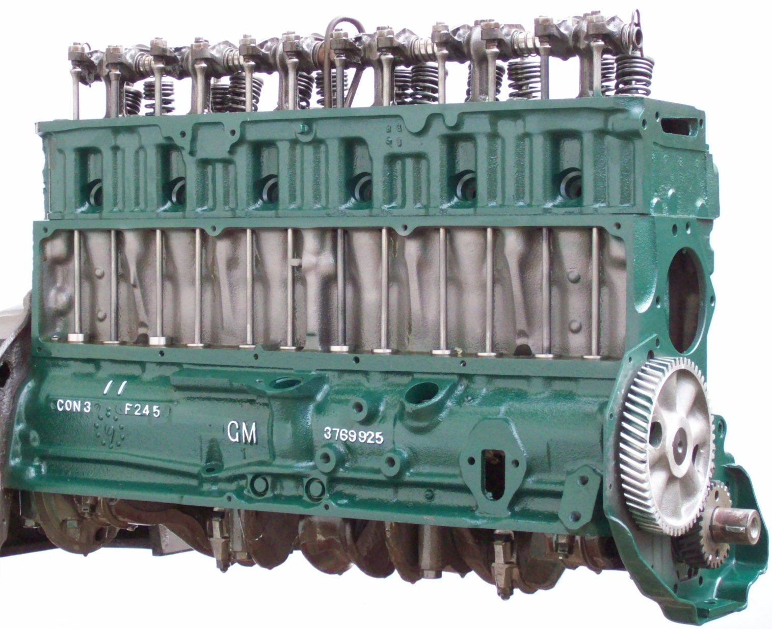 24  Chevrolet 6 Cylinder Remanufactured Engines
