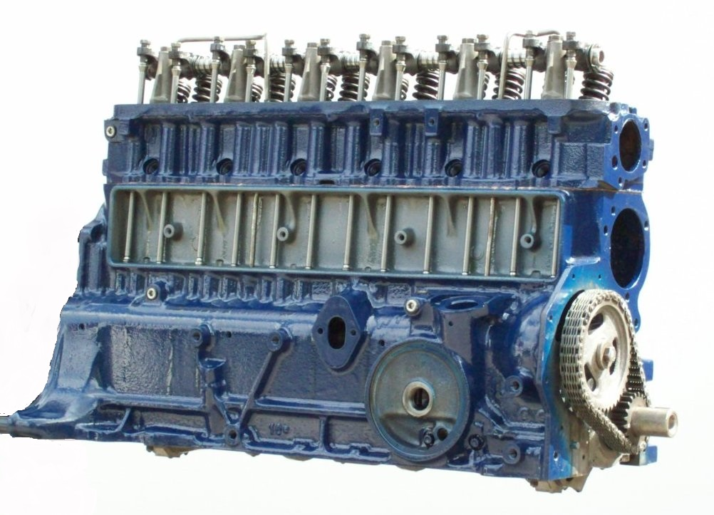 32 Ford 6 Cylinder Remanufactured Engines