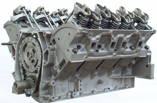 Cadillac Remanufactured Longblock Engines